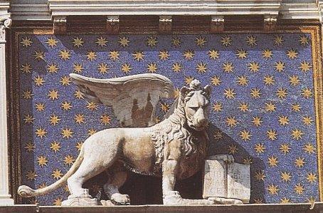 герб венеции