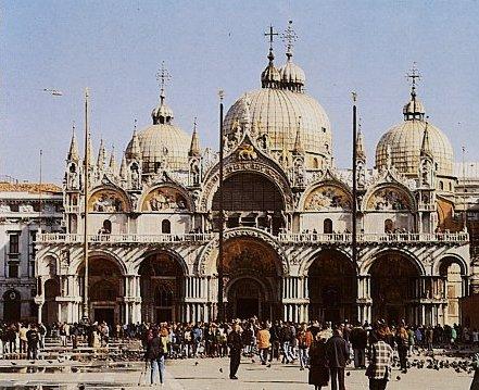 собор святого марка венеция фото